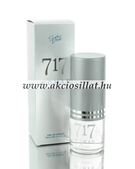 Chat D'or - 717 Woman EDP 100 ml / Carolina Herrera - 212 Women