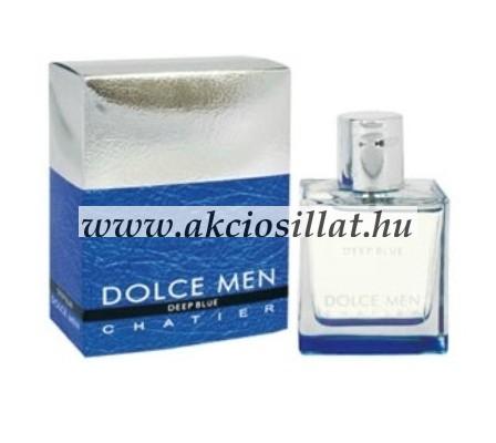 Chatier - Dolce Men Deep Blue EDT 100 ml / Dolce & Gabbana Pour Homme 2012 parfüm utánzat