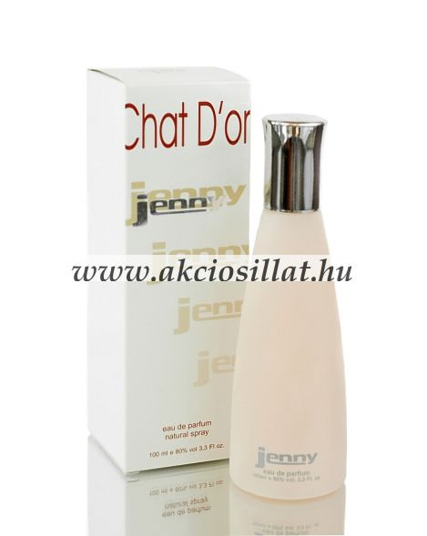 Chat D'or - Jenny EDP 100 ml / Jennifer Lopez