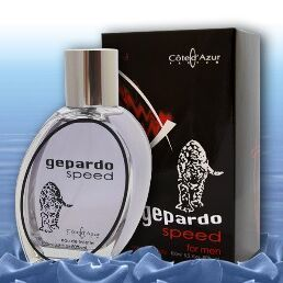 Cote D Azur - Gepardo Speed Men EDT 100 ml / Puma Urban Motion Men