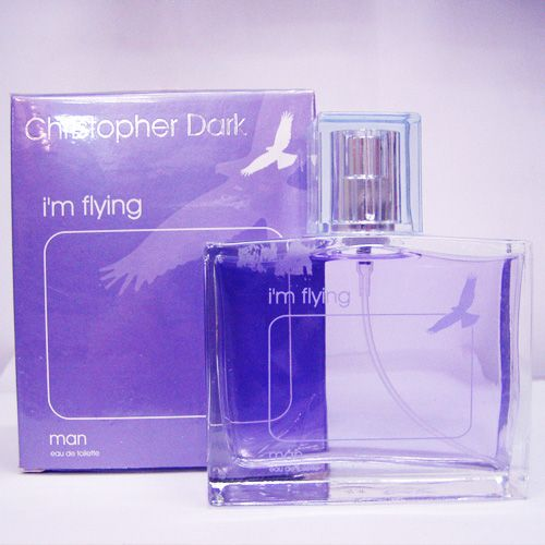 Christopher Dark - I'm Flying Man EDT 100 ml / Puma - I'm Going