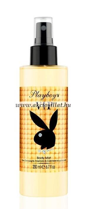 Playboy Vip testpermet 200ml