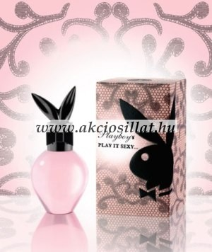 Playboy Play it Sexy EDT parfüm 30 ml