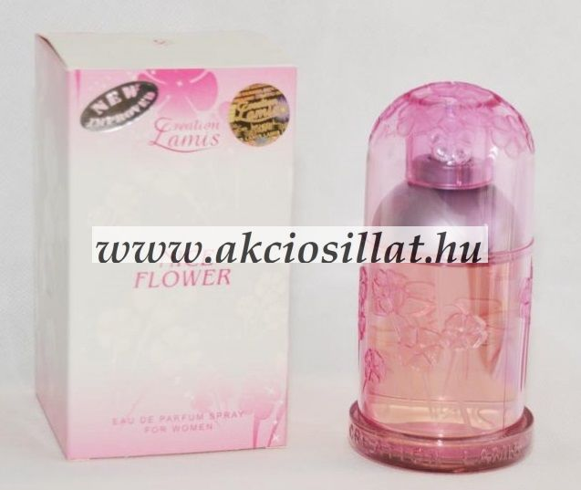 Creation Lamis - Nice Flower EDP 100 ml / Cacharel - Anais Anais