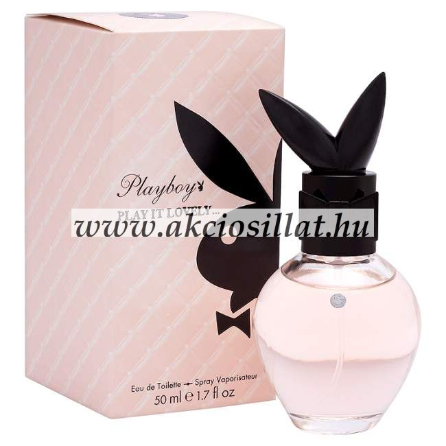 Playboy Play it Lovely EDT 50ml női