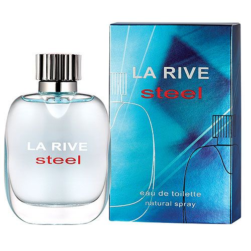 La Rive - Steel Men EDT 90 ml / Hugo Boss Hugo Element