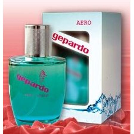 Cote D Azur - Gepardo Aero Women EDP 100 ml / Puma - Aqua Woman