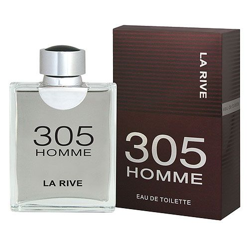 La Rive - 305 Homme EDT 90 ml / Carolina Herrera - 212 sexy Men