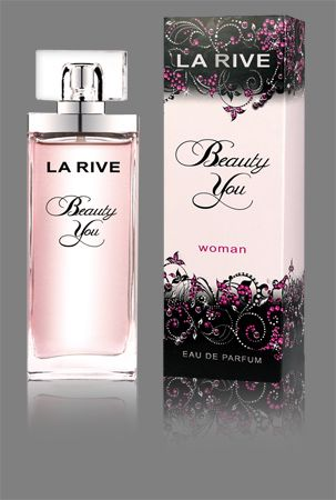 La Rive - Beauty You EDP 90 ml / Christina Aguilera - Royal desire