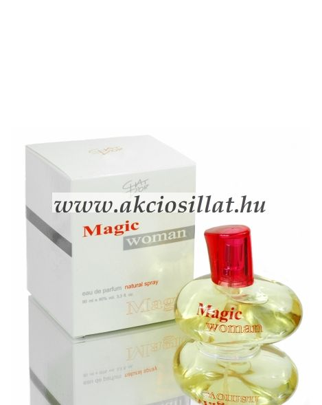 Chat D'or - Magic Woman EDP 80 ml / Naomi Campbell - Naomagic