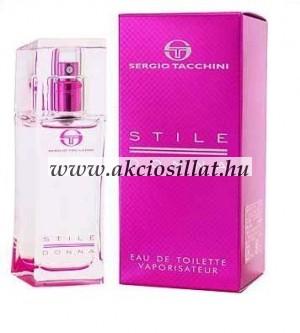 Sergio-Tacchini-Stile-Donna-parfum-rendeles-EDT-30ml