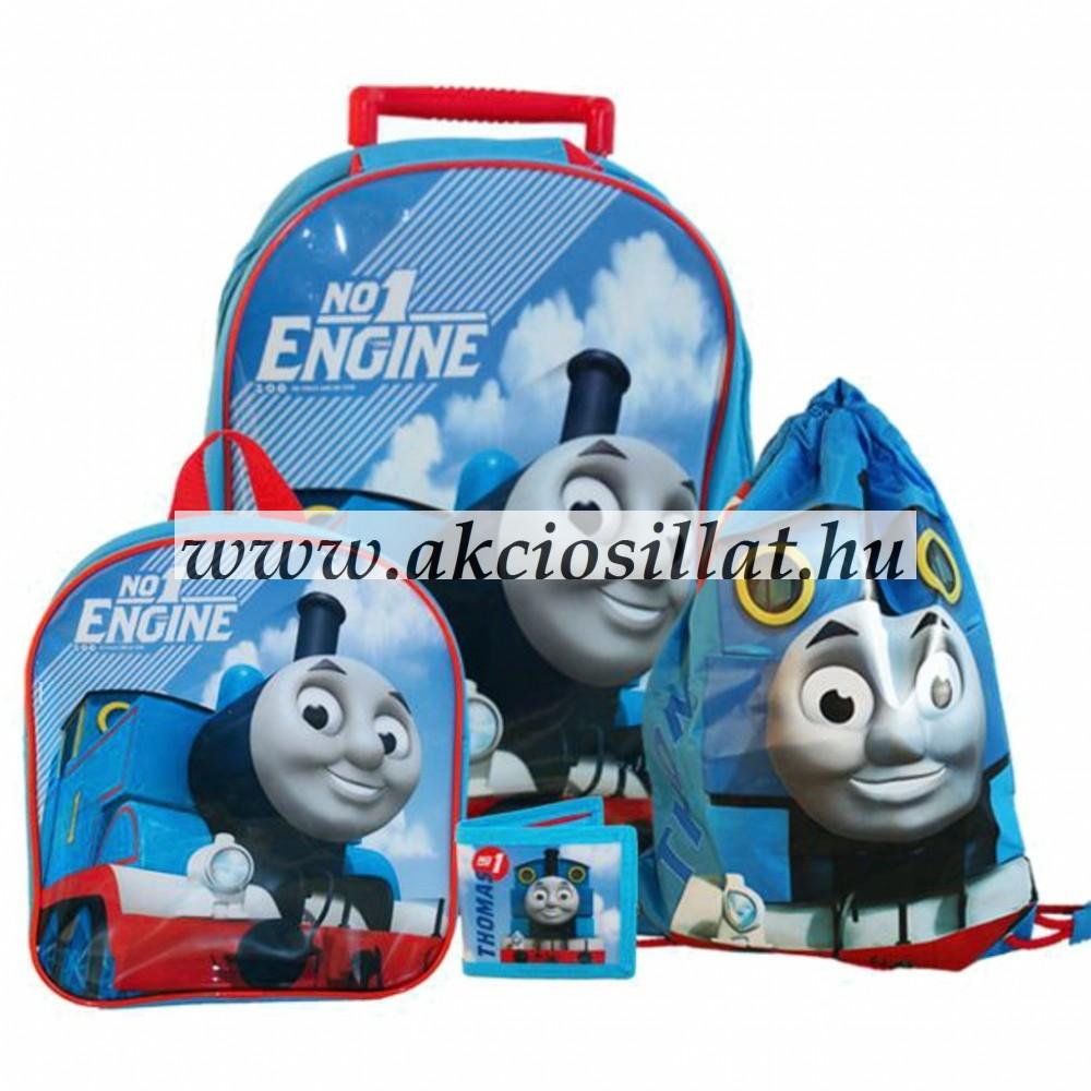 29adfaa14ba3 Thomas és barátai 3 db táska + ajándék pénztárca - Olcsó parfüm ...