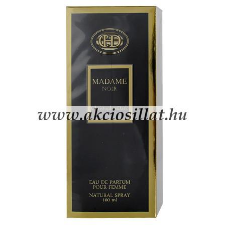 Christopher-Dark-Madame-Noir-Chanel-Noir-parfum-utanzat