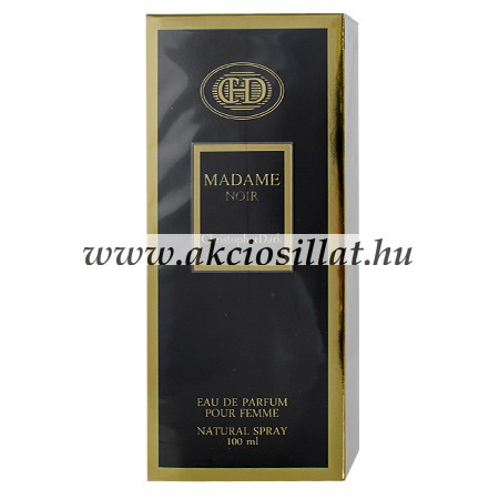 Christopher-Dark-Madame-Noir-Chanel-Noir-parfum-utanzat