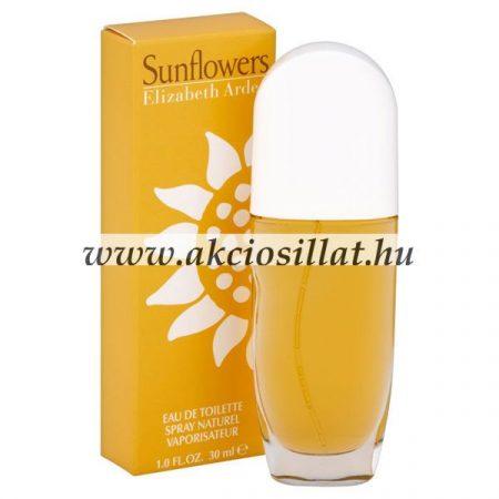 Elizabeth-Arden-Sunflowers-parfum-rendeles-EDT-50ml