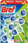 Bref Power Aktiv Pine Forest WC-frissítő 3x50g