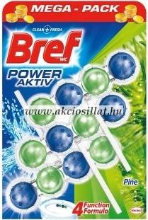 Bref-Power-Aktiv-Pine-Forest-WC-frissito-3x50g