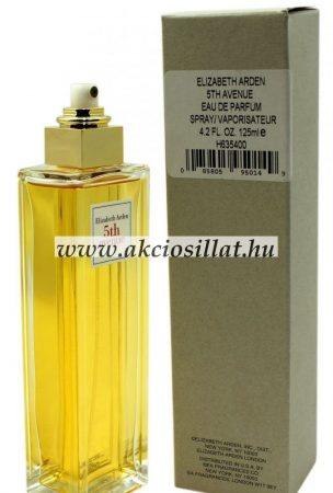 Elizabeth-Arden-5th-Avenue-parfum-EDP-125ml-teszter-rendeles