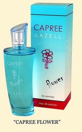 Lazell-Capree-Flower-Escada-Into-The-Blue-parfum-utanzat