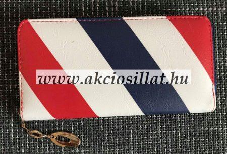 9ddab3dcbb Női pénztárca csíkos 19x10x2cm - Olcsó parfüm webáruház | Olcsó parfüm  utánzat rendelés