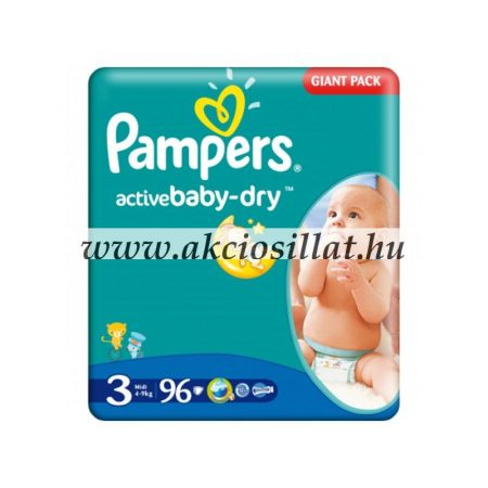 Pampers-Active-Baby-Dry-pelenka-3-Midi-4-9kg-96db