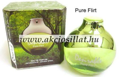 Omerta-Desirable-Pure-Flirt-DKNY-Be-delicious-parfum-utanzat