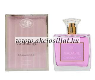 Christopher-Dark-Madame-Challenge-Chanel-Chance-parfum-utanzat