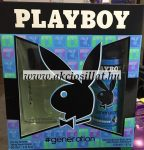 Playboy-Generation-fo-Him-ajandekcsomag-EDT-60ml-dezodor-150ml