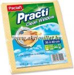 Paclan-Practi-Clean-Window-Ablak-Torlokendo-Mikrolyukas-35x40cm