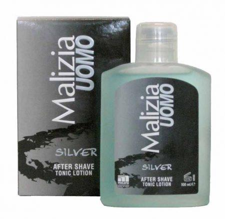Malizia-Uomo-Silver-After-Shave-rendeles-100ml
