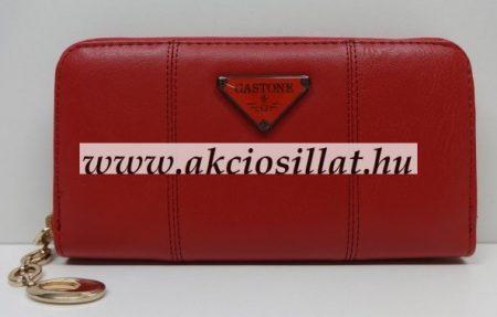 Noi-penztarca-Gastone-piros-19x10x2cm