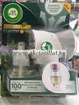 Air Wick Essential Oils Elektromos Készülék + Utántöltő Erdei forrás 19ml