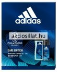 Adidas UEFA Champions League Dare Edition ajandékcsomag