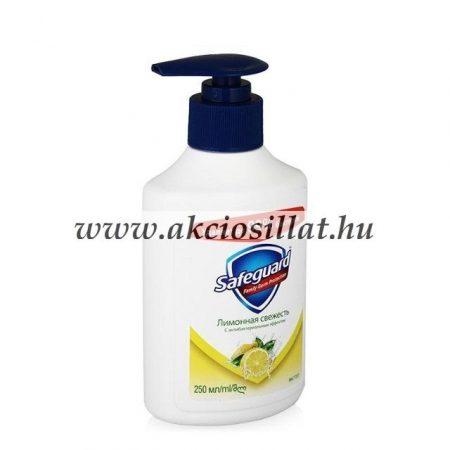 Safeguard-Lemon-Fresh-folyekony-szappan-225ml