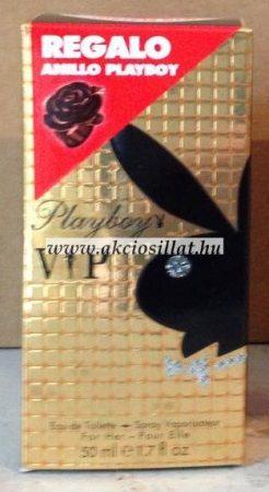 Playboy-Vip-Women-parfum-EDT-50ml-ajandek-gyuru