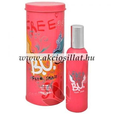 B.U.-Free-Spirit-parfum-rendeles-EDT-50ml