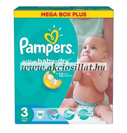 Pampers-Active-Baby-Dry-pelenka-3-Midi-4-9kg-186db