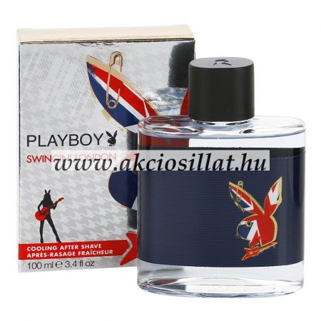Playboy-London-after-shave-rendeles-100ml