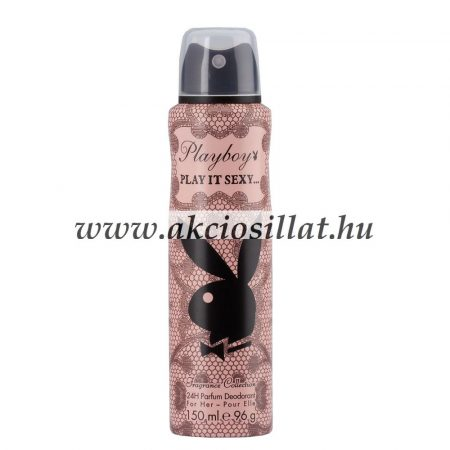 Playboy-Play-It-Sexy-Dezodor-Deo-spray-rendeles-150ml