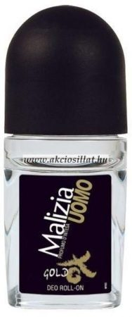 Malizia-Uomo-Gold-deo-roll-on-50ml