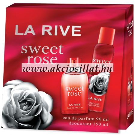 La-Rive-Sweet-Rose-ajandekcsomag-90ml-150ml