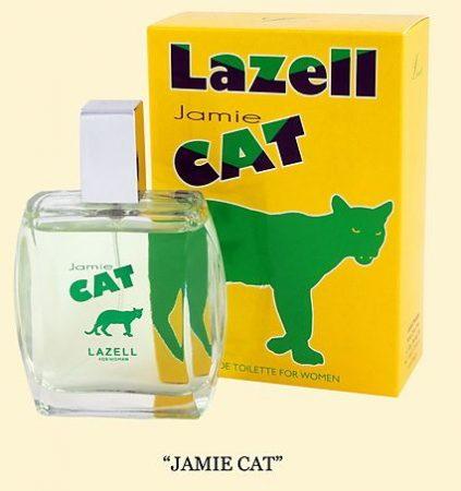Lazell-Jamie-CAT-Puma-Jamajca-parfum-utanzat