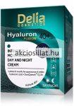 Delia Hyaluron Fusion Intenzív Hidratáló Nappali és Éjszakai arckrém 40+ 50ml