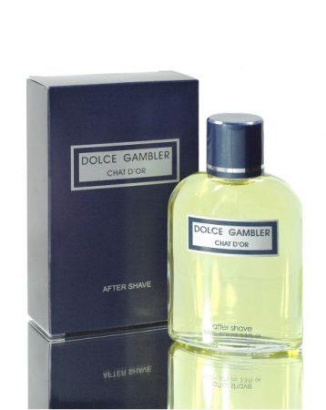 Chat-Dor-Gambler-After-Shave-Dolce-Gabbana-Pour-Homme-parfum-utanzat