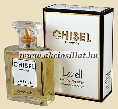 Lazell-Chisel-for-Woman-CHANEL-No-5-parfum-utanzat