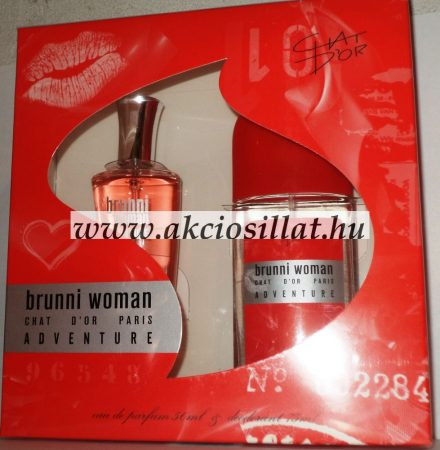 Chat-Dor-Brunni-Adventure-women-ajandekcsomag-50-75ml