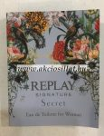 Replay-Signature-Secret-women-EDT-2ml-Illatminta