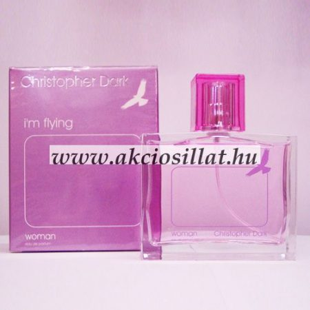 Christopher-Dark-Im-Flying-Woman-Puma-Im-Going-parfum-utanzat