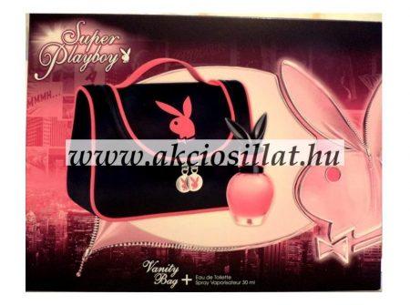 Playboy-Super-Playboy-ajandek-csomag-30ml-taska