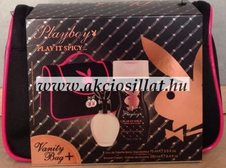 Playboy-Play-It-Spicy-piperetaskas-ajandekcsomag